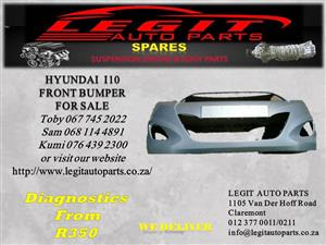 HYUNDAI I10 FRONT BUMPER  FOR SALE