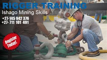 Rigging course in rustenburg/mooinooiwhatsapp/call  +27815568232