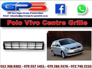 VW Polo Vivo Centre Grille New Part for Sale