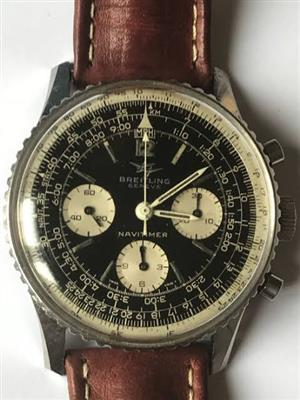 Wanted vintage breitling watches