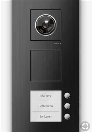 Complete video intercom for home