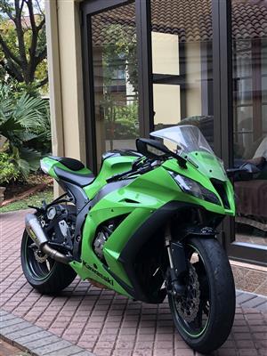 Kawasaki ZX10 2011 model For Sale