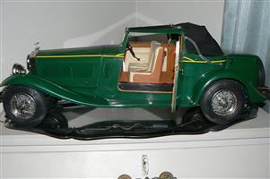 1933 Rolls Royce Ambassador (Model Car)