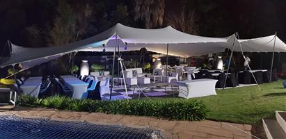 Stretch Tents and Event Furniture Hire