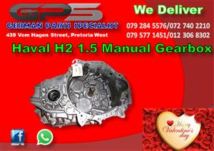 Haval H2 1.5 Manual Gearbox for Sale