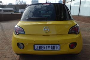 2015 Opel Adam 3-door ADAM 1.0T JAM (3DR)