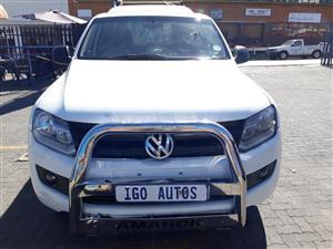 2012 VW Amarok 2.0TDI