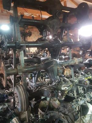 All Ford Diffs For Sale (on exchange) with a six months guarantee!!!