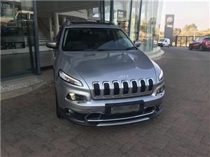 2018 Jeep Cherokee 3.2L Limited