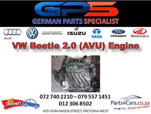 VW Beetle 2.0 (AVU) Engine for Sale