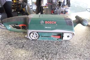 710W Bosch PBS 750 A Sander