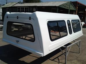 PRE OWNED REFURBISHED ROAMER RAND H100/K2700 HALF DOOR CANOPY FOR SALE!!!