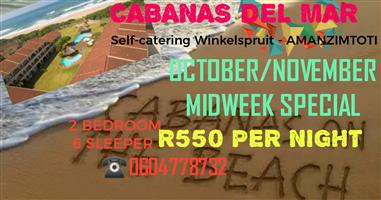 WEEKDAY SPECIAL-2BEF-RIGHT ON THR BEACH JL