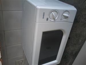 Amber microwave