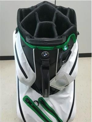 Brand New BMW Golfsport Golf Cart Bag made by OGIO