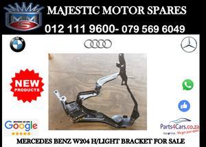 Mercedes benz W204 headlight bracket for sale