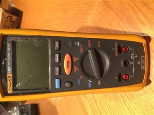 FLUKE 1507 Insulation Meter