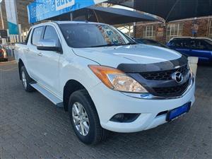 2012 Mazda BT-50 3.2 double cab 4x4 SLE auto