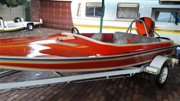 Dart Speedboat