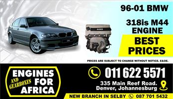 BMW 318is M42 89-96 Engine FOR SALE