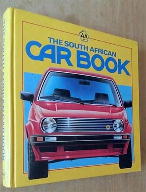 AA.The South African Car Book. Mechanics of the car.