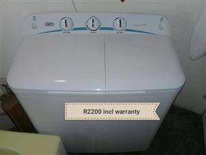 Defy twintub washing machine