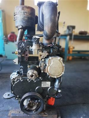 Perkins 1104C Engine for Sale.  Non Turbo.