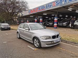 2008 BMW 1 Series 118i 5 door