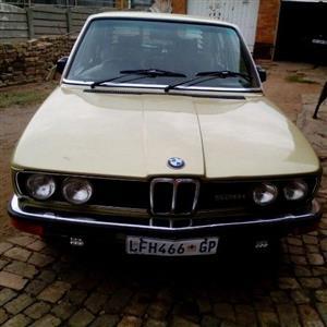 1980 BMW 5 Series 528i Luxury