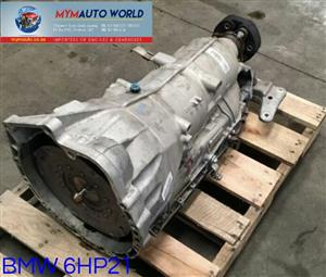 Imported used BMW 6HP21Complete second hand used gearboxes