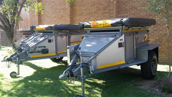 WE OFFER Camping TRAILERS for RENT