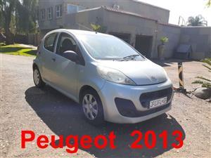 2013 Peugeot 107 1.0 Urban