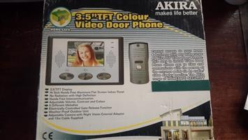 VIDEO COLOUR DOOR PHONE
