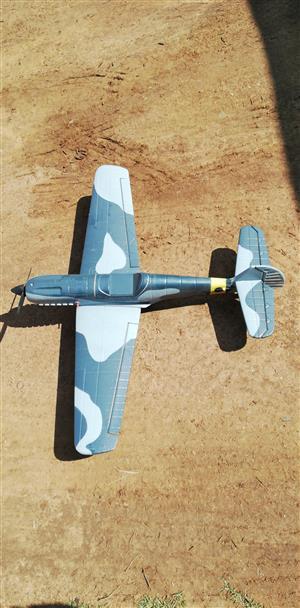 BF109 Messerschmitt electric