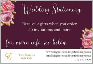 Wedding Invitations and Cards