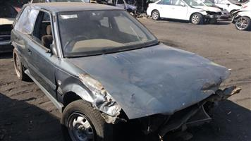 Toyota Tazz 1999 stripping for spares