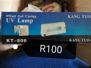 Uv Gel lamp for sale