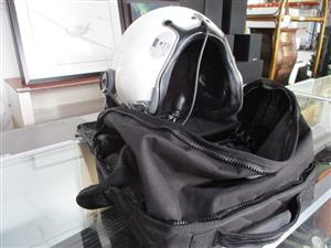 Pilot helmet - ON AUCTION