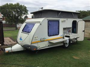 Caravan Sprite Swing 2003