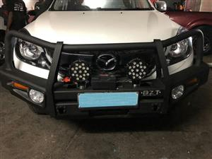 Buy a BZT Front Bumper from Factory in Rosslyn Pretoria R15,500.00