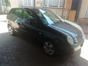 2004 VW Polo Vivo 5 door 1.6
