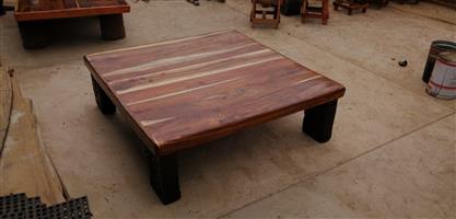Koffie tafel 1.6m×1.6m