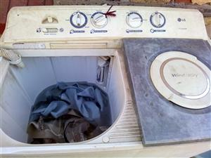 Any washing machine wanted even brocken