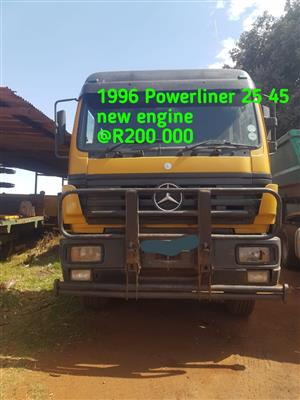 1996 Powerliner 25 45