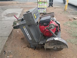 Turner morris concrete saw