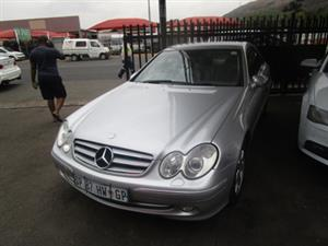 2007 Mercedes Benz CLK 320 coupé Avantgarde