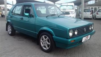 1997 VW Golf 1.6TDI BlueMotion