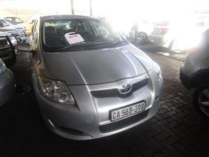 2010 Toyota Auris 1.8 RX