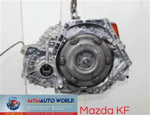 Improted used MAZDA KF AUTOMATIC gearbox Complete