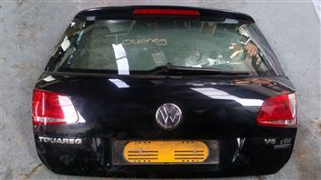 VW TOUAREG 2012 TAILGATE